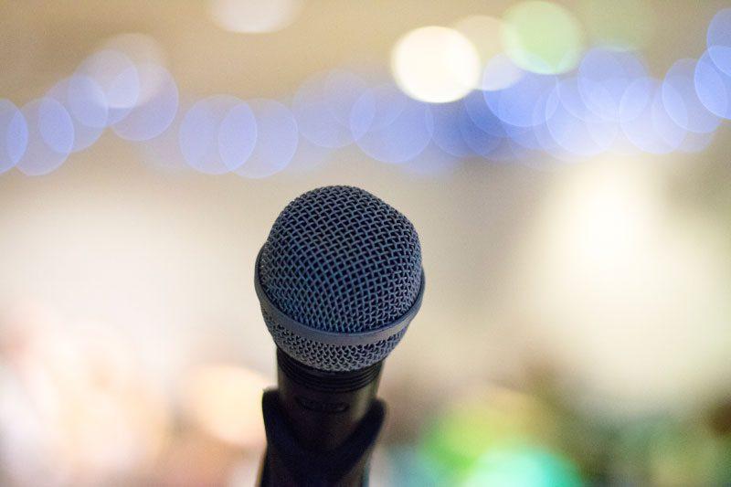 equipos fundamentales eventos sonido microfonos